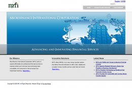 Microfinance International